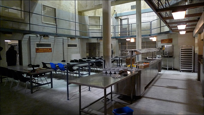 """Breakout Kings""  Prison Set"