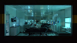 """The Strain"" Pathology Lab"