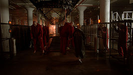 """The Strain"" Human Blood Farm"