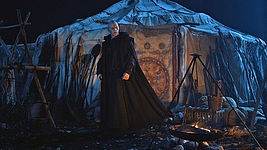 """The Strain"" Ancharia's Yurt, Ancient Rome"