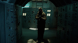 """The Strain"" Underground Missile Base"