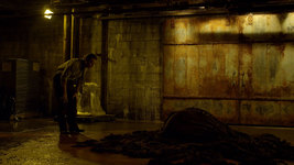 """The Strain"" Basement Storage"