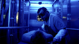 """The Strain"" CDC Morgue"