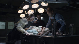 """The Strain"" Operating Room"