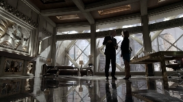"""The Strain"" Palmer's Penthouse"