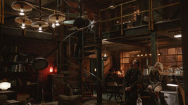 """The Strain"" Fet's Red Hook Warehouse"